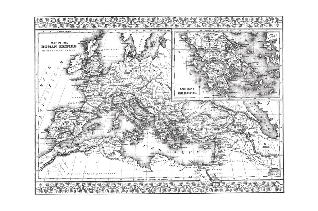 Archived European Maps