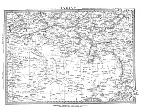 Archived India Maps