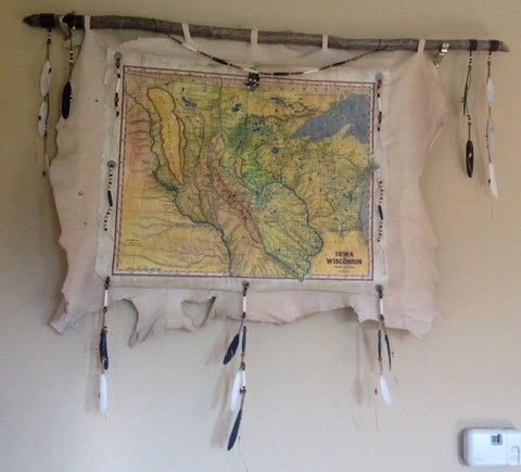 One of a kind Primitive Wall Hangings