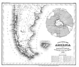 Archived Arctic and Antarctic Polar maps