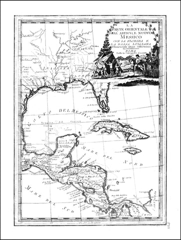 Archived maps of Cuba