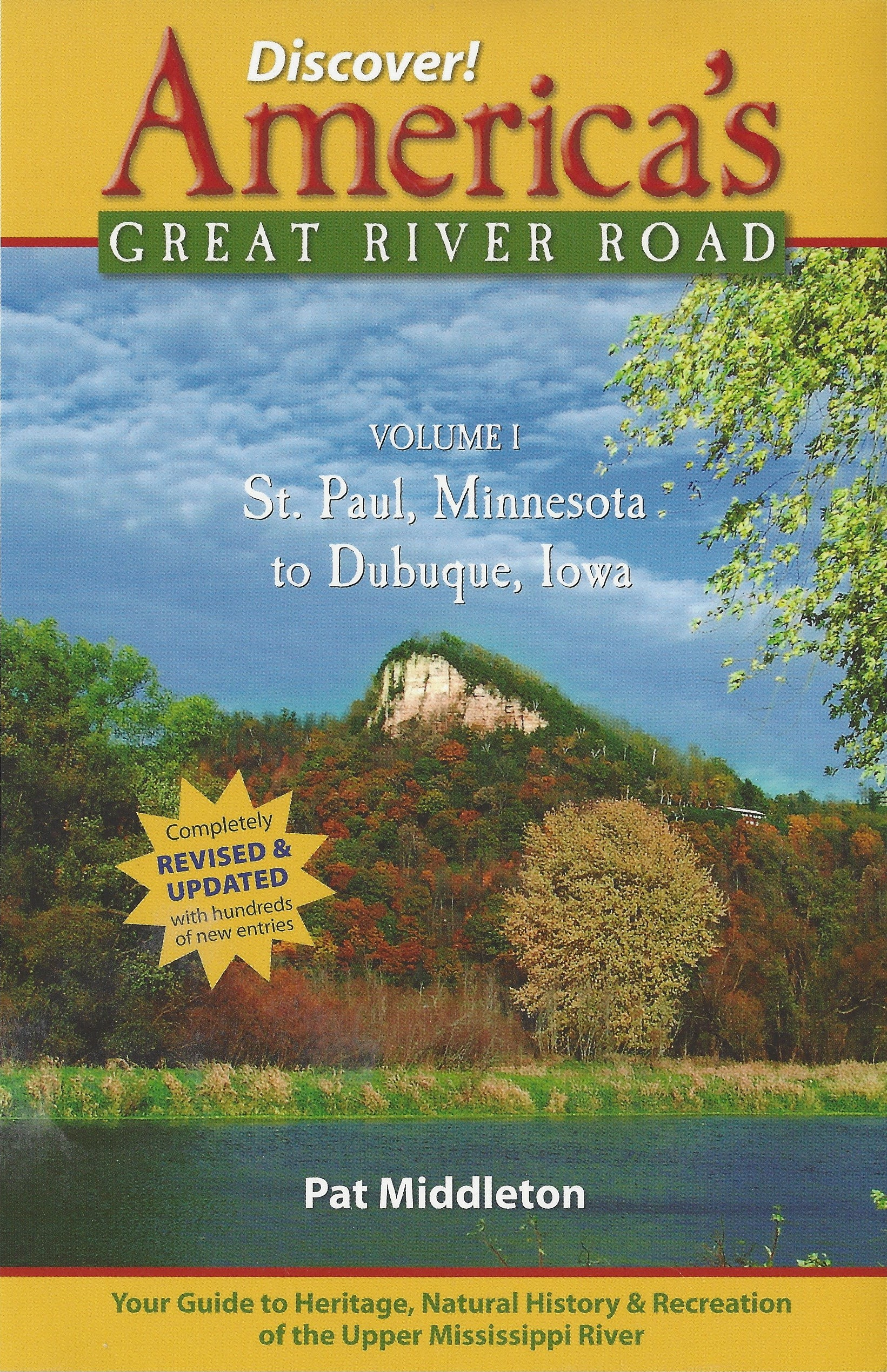 Discover America's Great River Road, Vol 1 - St.Paul Minnesota to Dubuque Iowa
