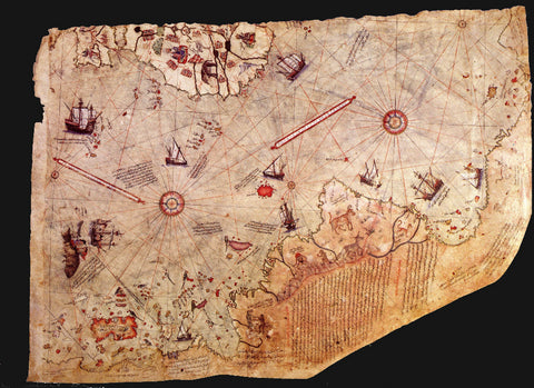 Piri Reis Map: the mystery of Antarctican Exploration