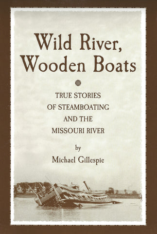 Wild River Wooden Boats by Michael Gilespie