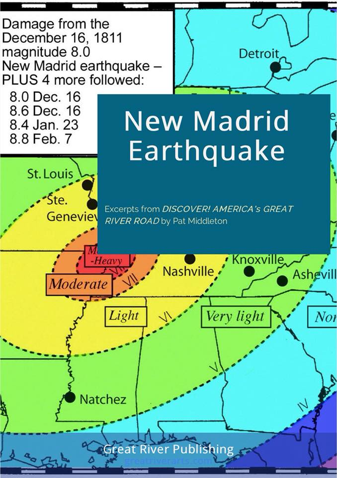New Madrid Earthquake Ebook $1 download!