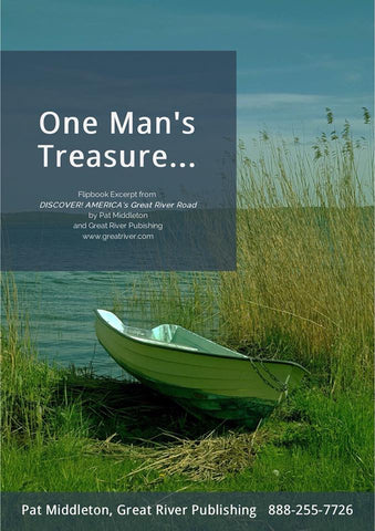 Limited time offer: One Man's Treasure- Featuring Discover! America's Great River Road Ebooklet