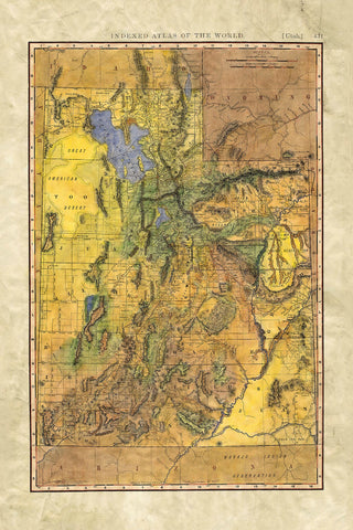 127 Utah Railroads 1895