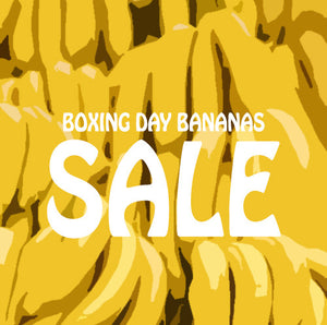 BOXING DAY SALE - HELPFUL INFO!!
