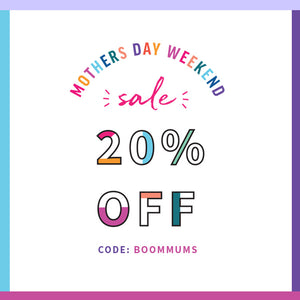 20% off for Mum!