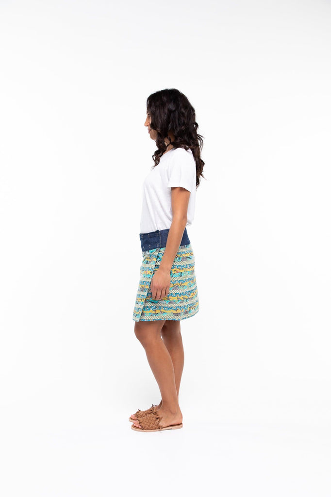 Apatchy Skirt -  Moana