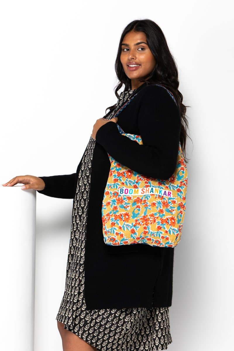 Charity Bag Large - Multi Colour