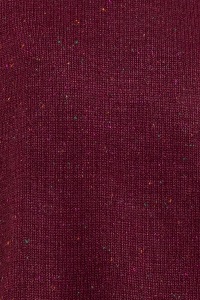Zita Jumper - Sprinkle Plum