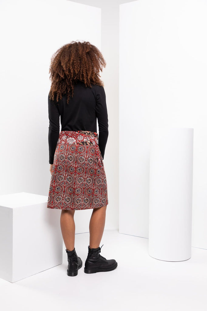 Rosanna Skirt Long - Windsor