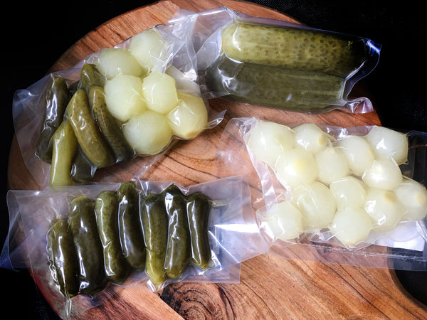 Dill Pickle Cucumbers