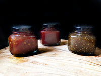 Small Batch Jams & Paste