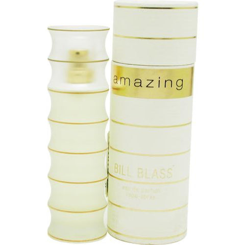 AMAZING by Bill Blass EAU DE PARFUM SPRAY 3.3 OZ