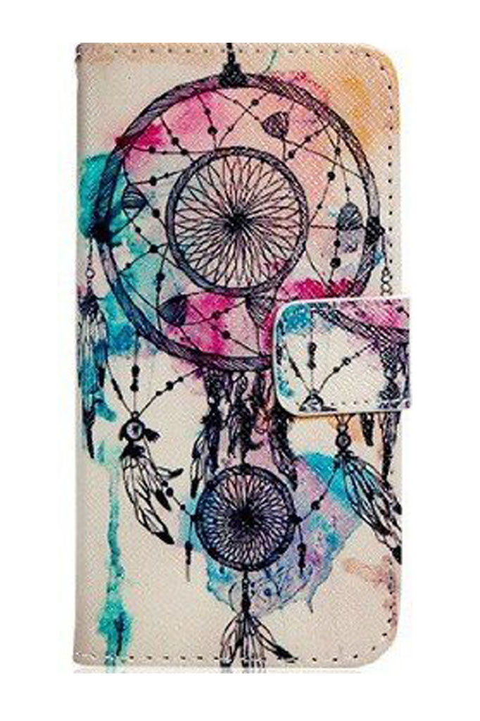Dreamcatcher Iphone 6Plus Wallet Case - HOME SWEET HOME + GIFTS - Free Vibrationz - Free Vibrationz - 1