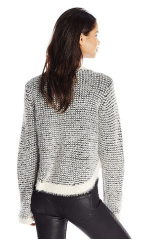 MinkPink Double Dare Sweater- OUTERWEAR-Mink Pink-Free Vibrationz