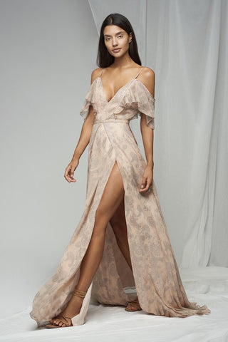The Jetset Diaries Sublime Illusion Maxi Dress