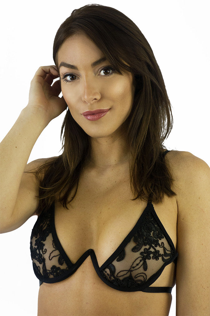 EastNWestLabel Apollo Bra- Intimates-EASTNWESTLABEL-Free Vibrationz