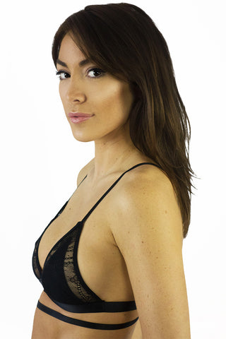 EastNWestLabel Orion's Bralette- Intimates-EASTNWESTLABEL-Free Vibrationz