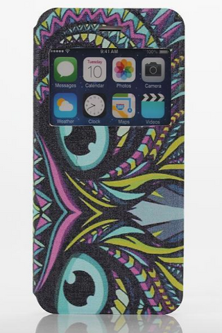 Funkadelic Iphone 6plus Wallet Phone Case - HOME SWEET HOME + GIFTS - Free Vibrationz - Free Vibrationz