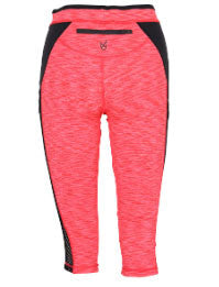 Mink Pink Work It Capris- ACTIVEWEAR-Mink Pink-Free Vibrationz