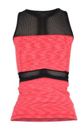Mink Pink Work It Fitted Tank- ACTIVEWEAR-Mink Pink-Free Vibrationz
