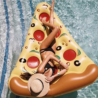Pizza Pool Float - HOME SWEET HOME + GIFTS - Free Vibrationz - Free Vibrationz - 2