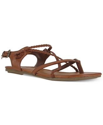 MIA Adriana Sandals Luggage - Shoes - MIA Shoes - Free Vibrationz