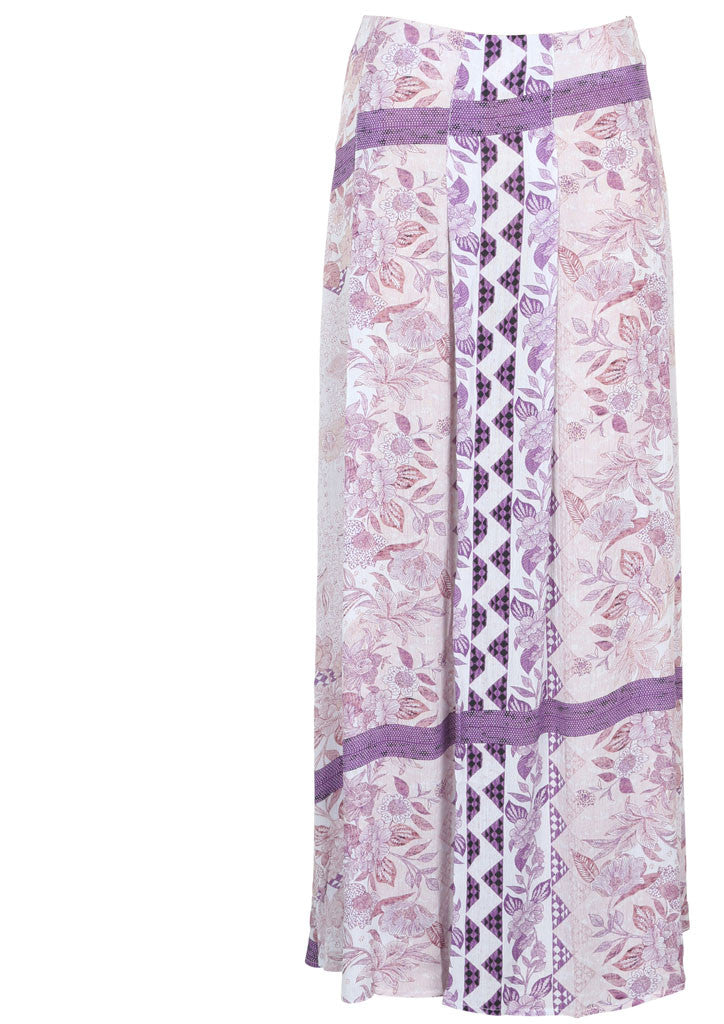 Somedays Lovin Sudden Sky Maxi Skirt Floral - BOTTOMS - SOMEDAYS LOVIN - Free Vibrationz - 7