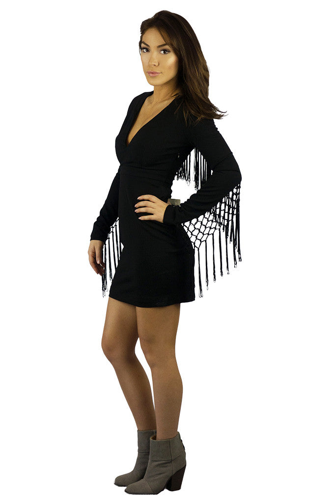 The Jetset Diaries Last Temptation Dress Black - DRESSES - The JetSet Diaries - Free Vibrationz - 4