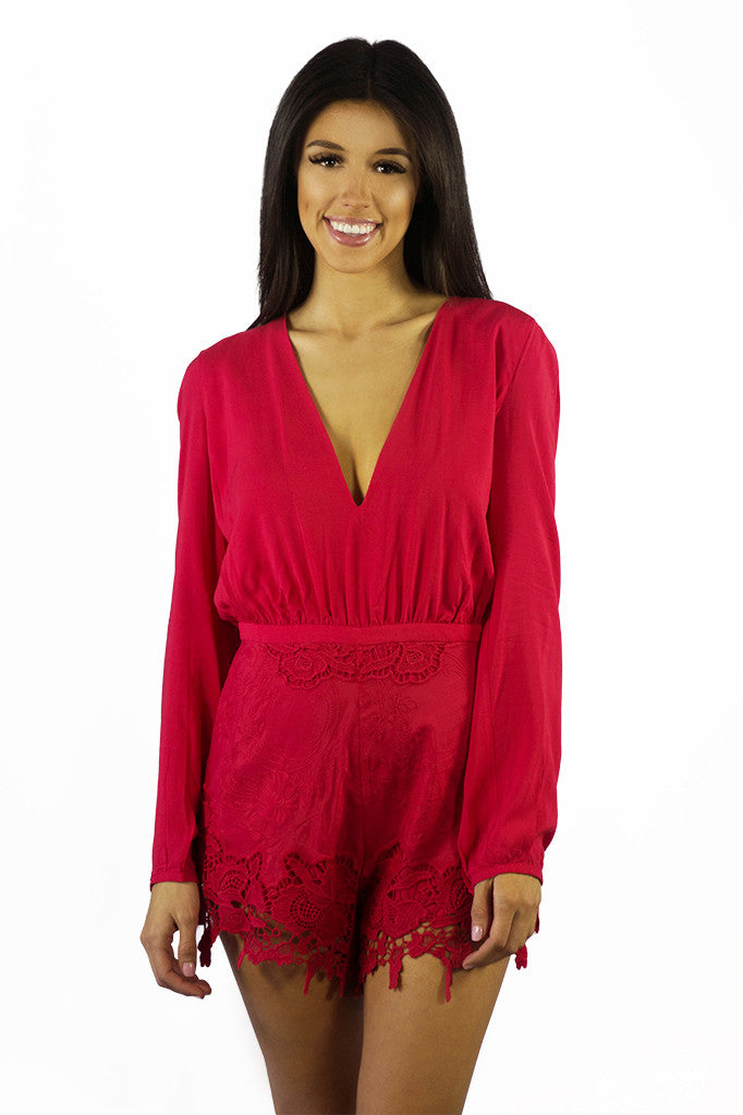 The Jetset Diaries Island Time Romper Coral - ONSIES - The JetSet Diaries - Free Vibrationz - 2