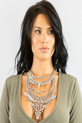 Queen Of The Damned Necklace - ACCESSORIES - Free Vibrationz - Free Vibrationz