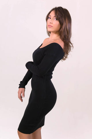 Rehab Little Black Dress - DRESSES - REHAB - Free Vibrationz - 1