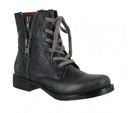 MIA Fatina Boot - Grey- Shoes-MIA Shoes-Free Vibrationz