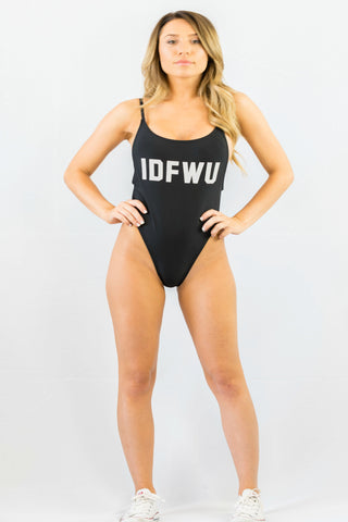 IDFWU One Piece- SWIMWEAR-VIVA USA-Free Vibrationz