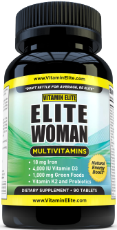 Elite Woman Multivitamins