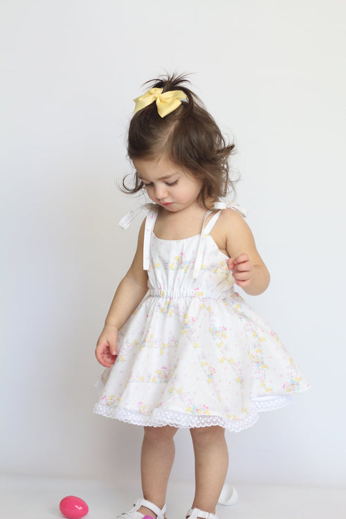 EASTER CHICK Shortie Dress