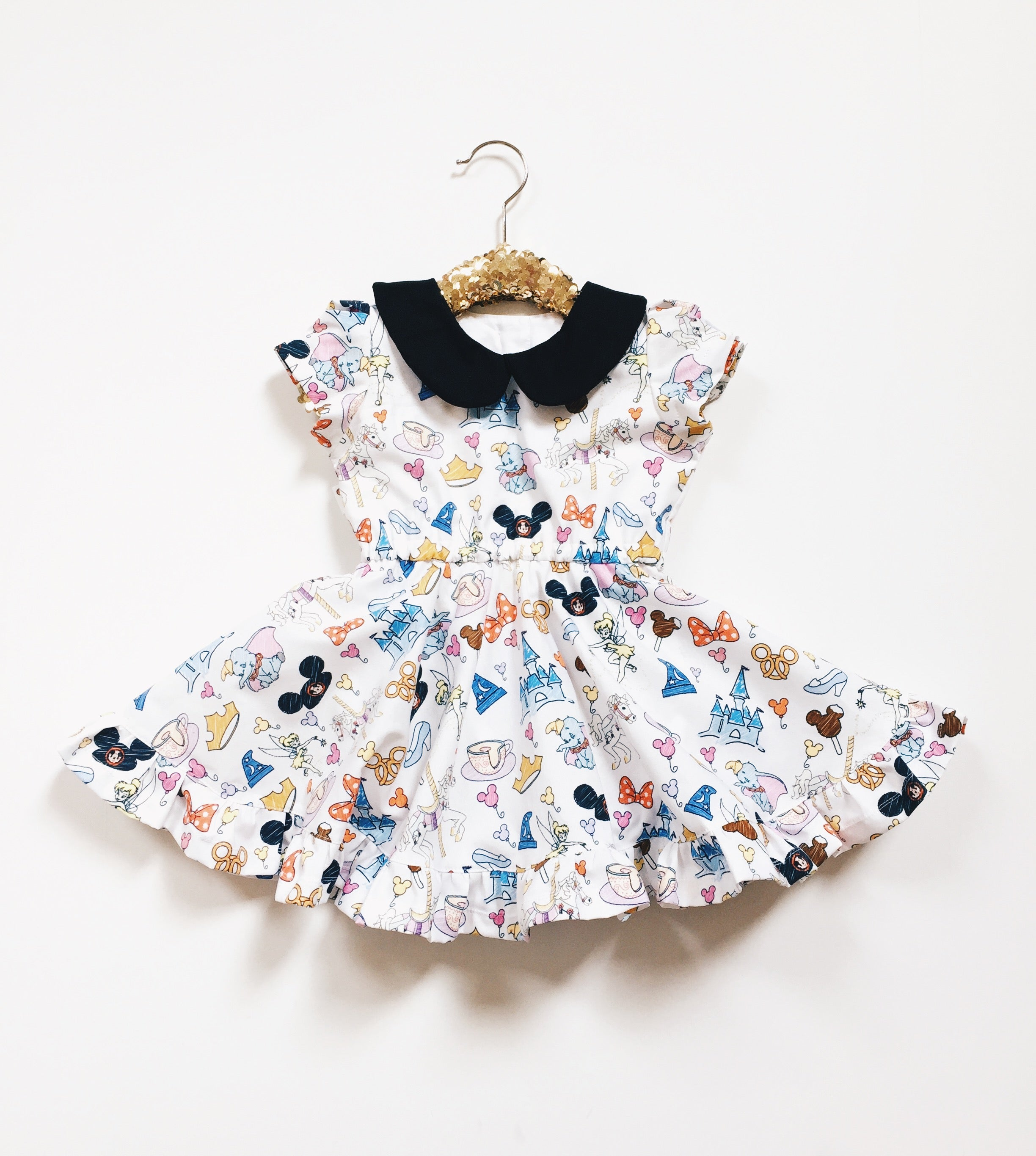 DISNEY DOODLE Shortie Dress