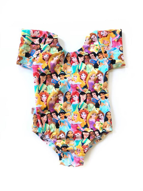 DISNEY PRINCESSES Leotard