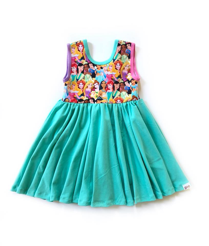 DISNEY PRINCESSES Twirl Dress