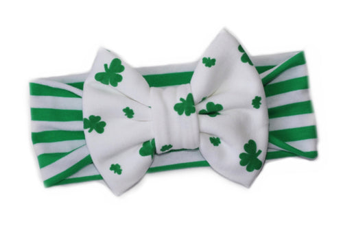 LUCKY YOU Classic Bow Headband