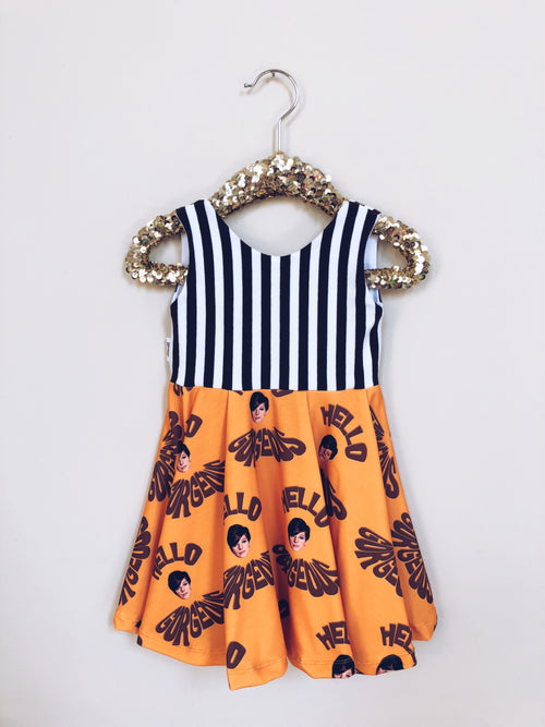HELLO GORGEOUS Twirl Dress