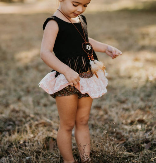 ARWEN Boho Skirted Bloomer