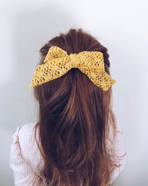 Goldybelle Lace LANA Bow