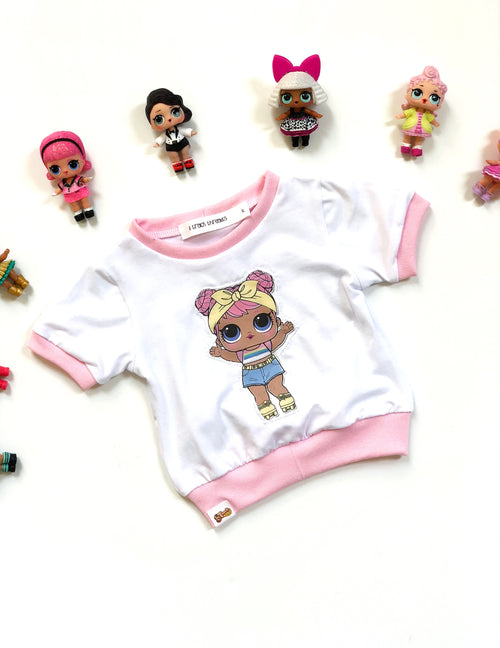 LOL DOLL DAWN Skinny Tee
