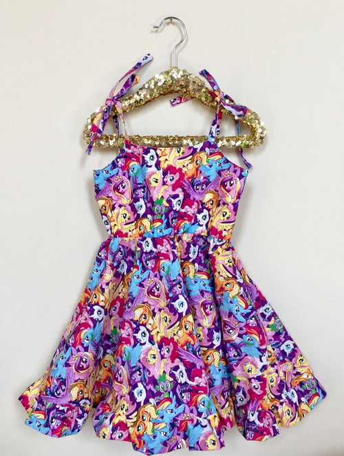 MY LITTLE PONY Shortie Dress
