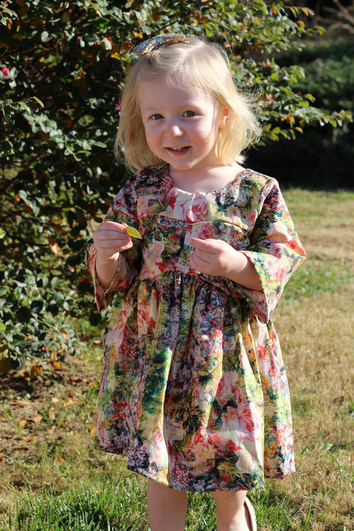 THE WALLFLOWER Tea Party Dress