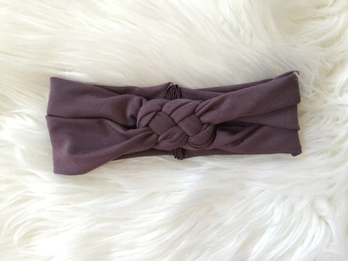 VIOLET Braided Headband